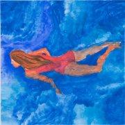 <p>30 x 30 cm, Aquarell auf Papier</p>