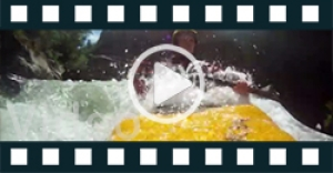 Video: Wildwasserwoche 2012 in Golling [A]