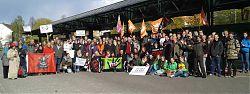Über 170 Menschen aus dem Münsterland waren am letzten Samstag in Hannover, um gegen TTIP und CETA zu protestieren