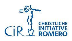 Das Logo der Christlichen Initiative Romero e.V. mit Sitz in Münster
