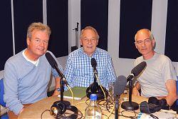 Thomas Lins, Wolfgang Wiemers und Patrik Werner vom VCD in Münster und im Münsterland