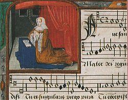 Renaissance-Komponist Pierre de la Rue