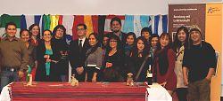 Im Verein UPLA e.V. treffen sich Südamerikaner*innen aus vielen Ländern mit Deutschen