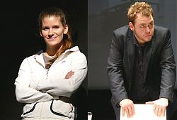 "Rosana Cleve in ""Tschick"", Johannes Langer in ""Er ist wieder da"""
