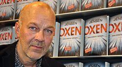 Spricht im LeseWurm über den Auftakt der Oxen-Trilogie: Autor Jens Henrik Jensen.
