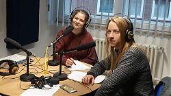 Nele Davids und Coraghessan Steinbach