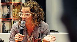 Thrillerautorin Katja Bohnett