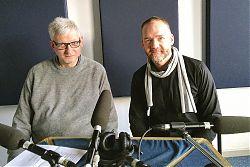 MORE MARTIN mit dem Filmkritiker Christian Gertz