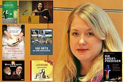 """Warnt vor """"Angstpredigern"""" unter rechten Christen: Autorin Liane Bednarz. Kübra Gümüşay (kleines Foto) entlarvt Hassreden in Netz und direkter Kommunikation."""
