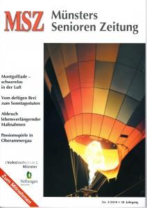 Die Titelseite der aktuellen Ausgabe
