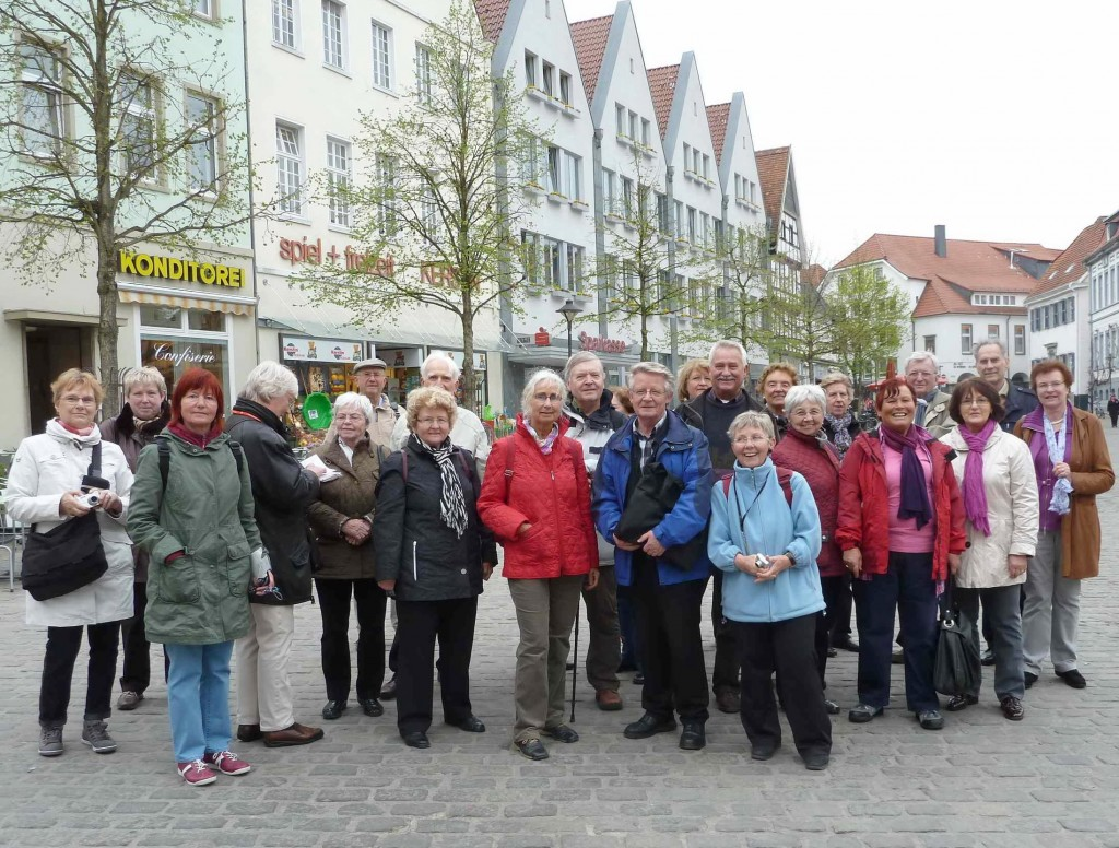 Seniorenrat in Soest am 6. April 2011, Foto Hüsken