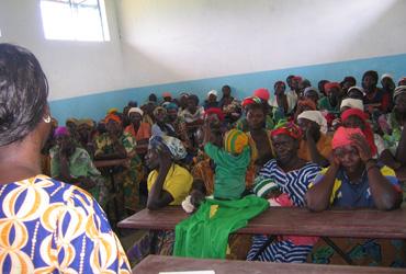 Frauenförderung durch Workshops