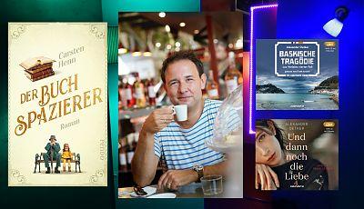 Alexander Oetker ist Interviewgast im Januar-LeseWurm.