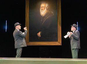 """Aus der aktuellen Produktion """"Alte Meister"""" von Thomas Bernhard"""
