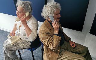 Kati Homburg und Martin Degener mit alten und neuen Kommunikationsmitteln in der Musik