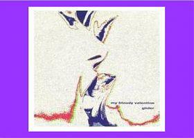 Die irisch-britische Band MY BLOODY VALENTINE war prägend für das Genre  Shoegazing. (Cover: CREATION Records)