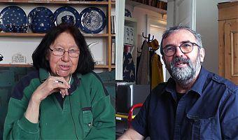 Ellen Diederich und Dr. Bernd Drücke. (Fotos: Lothar Hill)