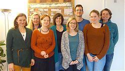 Das Team von Refugio Münster