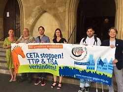Bündnis Münster gegen TTIP