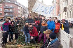 """""""PlatanenPower"""", die Nachbarschaftsinitiative vom Hansaring"""