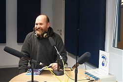 Peter Hägele, Dramaturg und Theaterpädagoge am Theater Münster