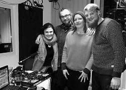 Morina Miconnet, Wolf De Guerre, Noomi Lösing und Martin Schlathölter.