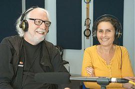 Volker Maria Hügel und  Lea Rosenberg (Foto: Klaus Blödow)