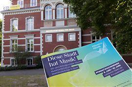 Nicht nur die Westfälische Schule für Musik feiert dieses Jahr ihren 100. Geburtstag. (Foto: Ralf Clausen)
