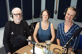 Volker Maria Hügel, Nadzeya Sinevic und Verena Vielhaben (Foto: Klaus Blödow)