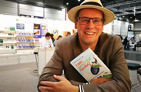 Liest gerne vor Kindern in Münster: Rüdiger Bertram. (Foto: © Volker Stephan)