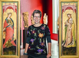 Dr. Petra Marx (Foto: LWL-Museum für Kunst und Kultur, Sabine Ahlbrand-Dornseif)