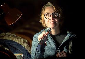 Regisseurin und Chefdramaturgin Tanja Weidner (Foto: Sergej Gazetov)