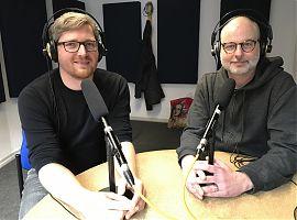 Andre Schuster und Claudius Voigt (Foto: Klaus Blödow)
