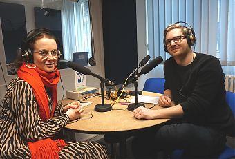 Katrin Hermsen und André Schuster (Foto: Klaus Blödow)