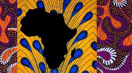 """""""The Voice"""" zeigt, wie bunt der schwarze Kontinent ist. (Graphik: S.T. Tisch)"""
