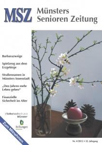 MSZ 4-2012 Titelbild