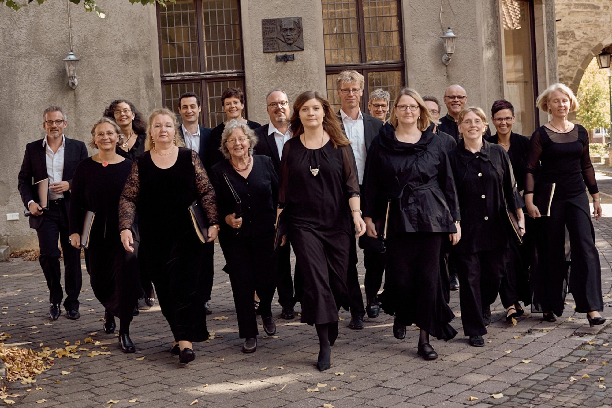 Der Westfälische Kammerchor Münster